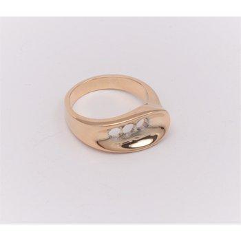 14k Yellow Gold Ring Mounting