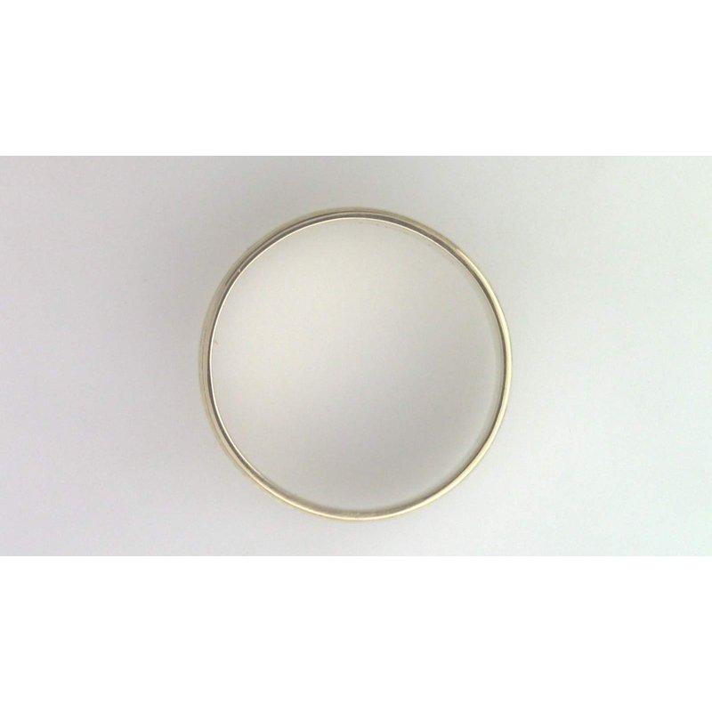Pugh's Signature Gentlemans' 14k Yellow Gold Wedding Ring