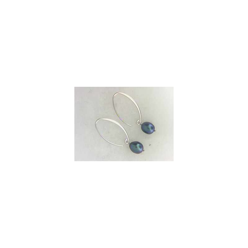 Pugh's Signature Sterling Earring