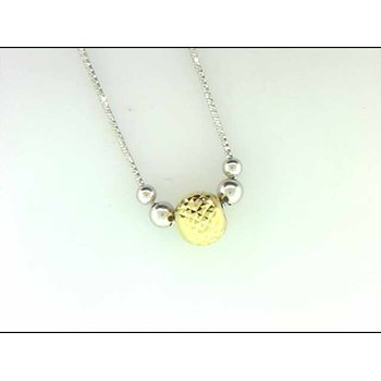 Ladies' Sterling Necklace