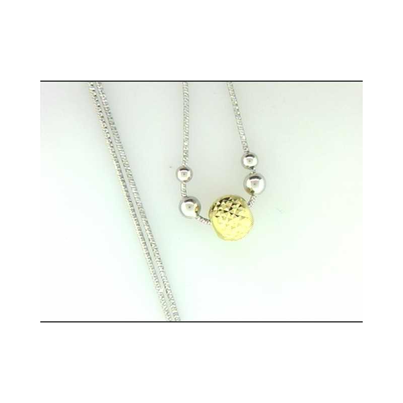 Officina Bernardi Ladies' Sterling Necklace