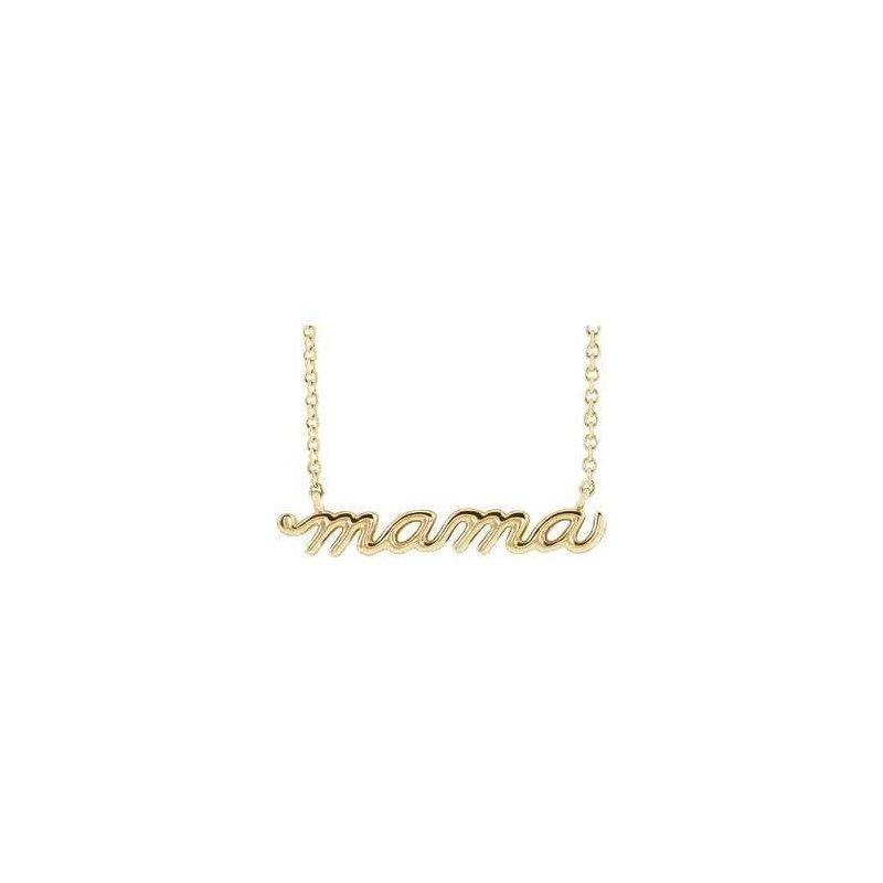 Pugh's Signature 14k Yellow Gold Necklace