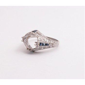 Ladies' Platinum Diamond Ring