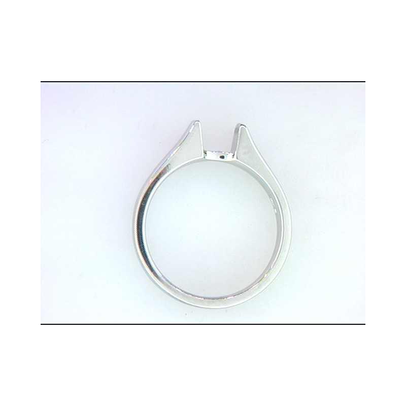 Ostbye Ladies' 14k White Gold Ring