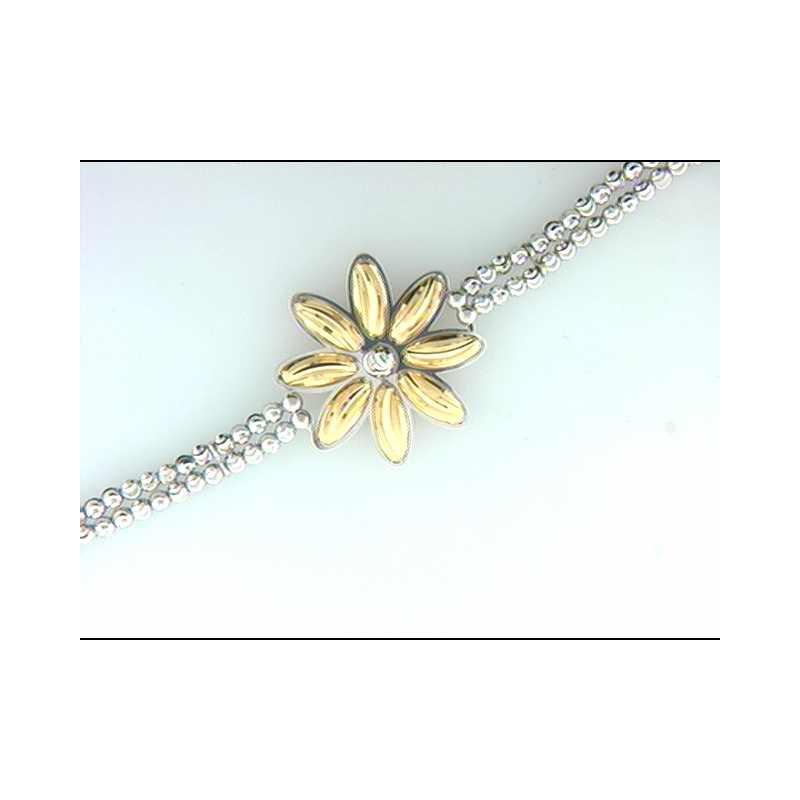 Officina Bernardi Ladies' Sterling Bracelet