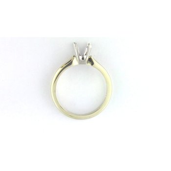 Gold Ring Mounting