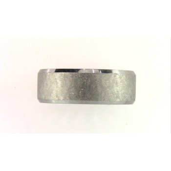 Tungsten Carbide Tungsten Wedding Band