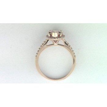 14k Rose Gold Ring