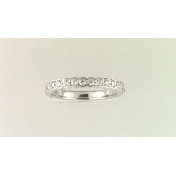 Diamond Lady's Wedding Ring