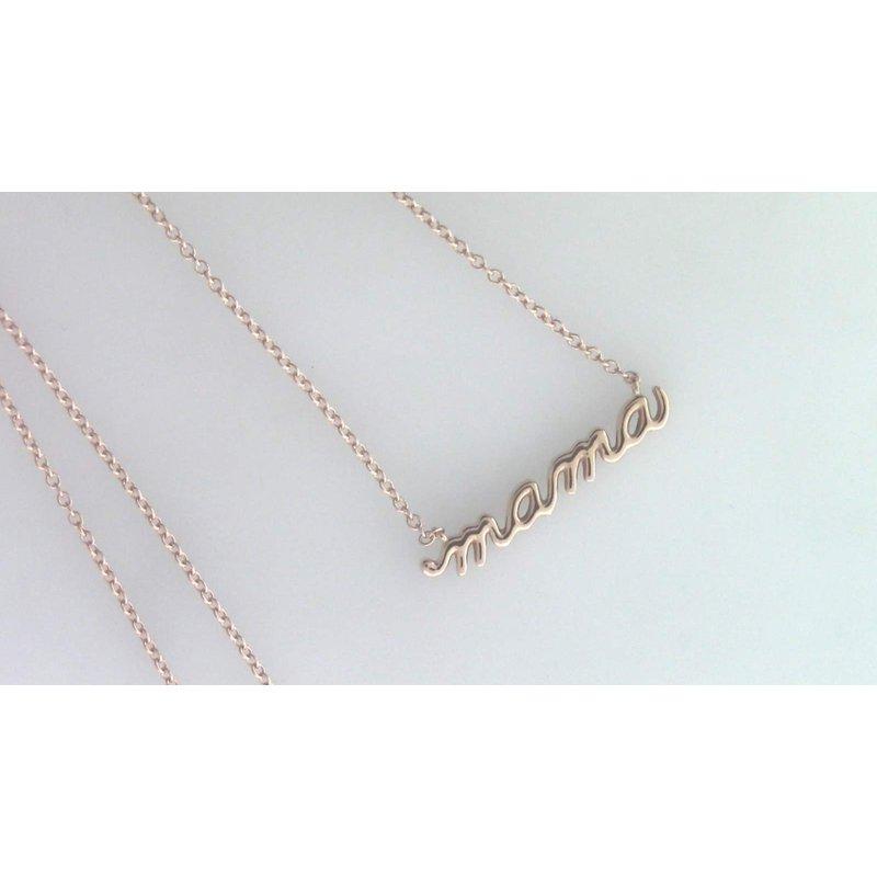 Pugh's Signature 14k Rose Gold Necklace