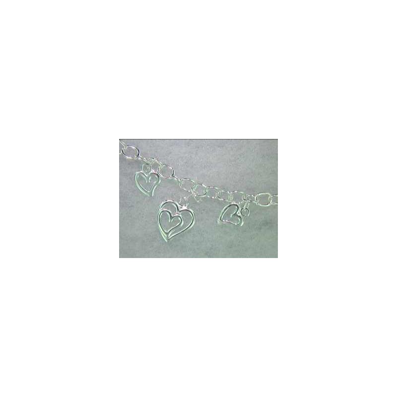 Pugh's Signature Sterling Bracelet