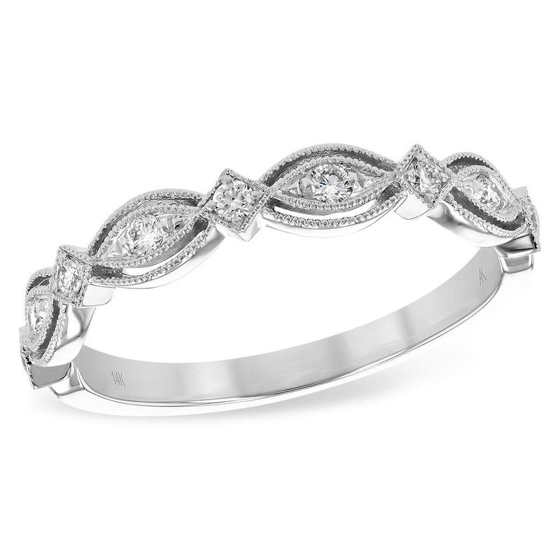 Allison-Kaufman Ladies' 14k White Gold Diamond Ring