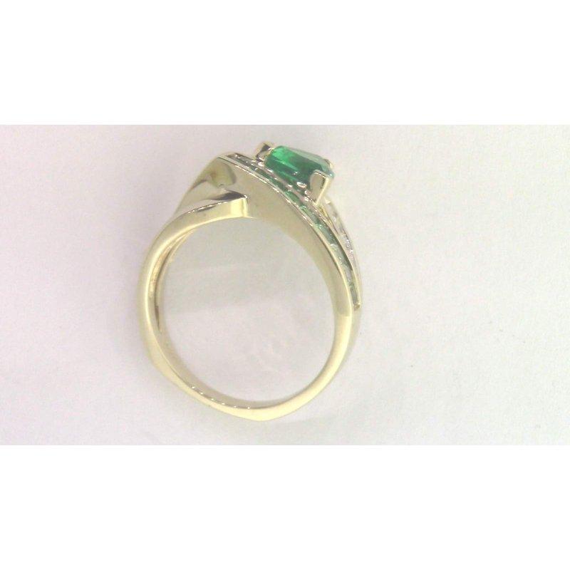 Pugh's Signature 10k Yellow Gold Ring