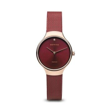 Ladies' Stainless Steel Bering Watch