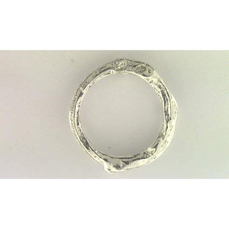 Pugh's Signature Sterling Ring