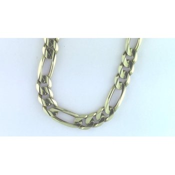 10k Yellow Gold Estate Necklace