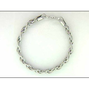 Ladies' Sterling Bracelet