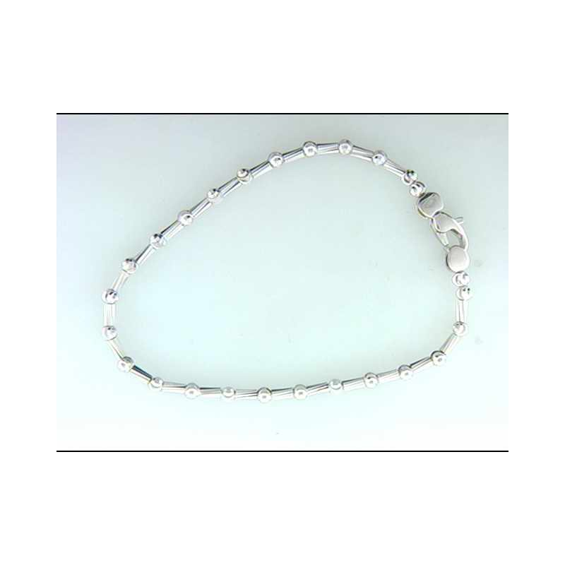 Officina Bernardi Ladies' Sterling Bracelet