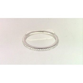 Ladies' 18k White Gold Ring