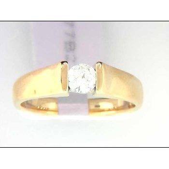 Ladies' 14k Yellow Gold Ring Mounting