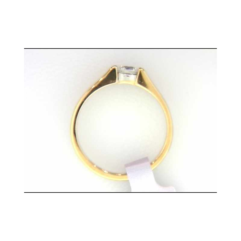 Ostbye Ladies' 14k Yellow Gold Ring Mounting