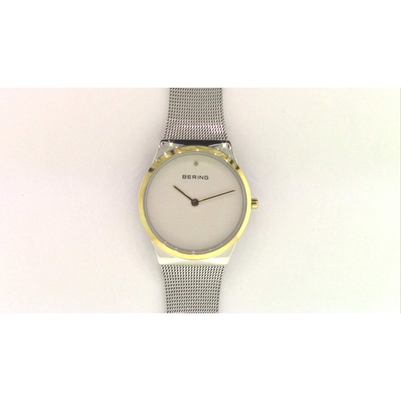 Pugh's Signature Stainless Steel Bering Time Watch
