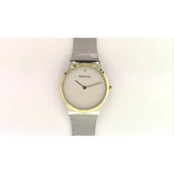 Stainless Steel Bering Time Watch