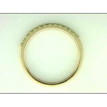 Ladies' 14k Yellow Gold Peridot Ring