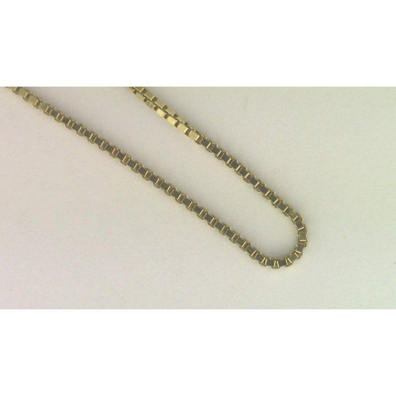 Pugh's Signature 14k Yellow Gold Chain