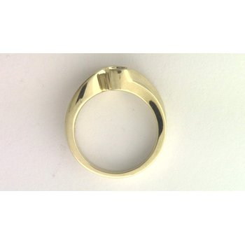 14k Yellow Gold Ring Mounting