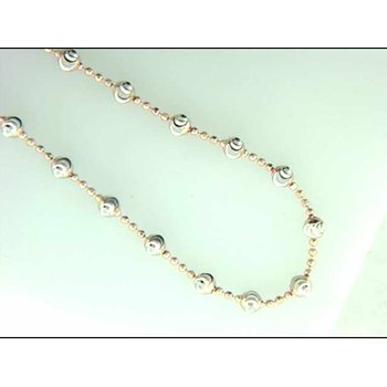 Ladies' Sterling Neck Chain