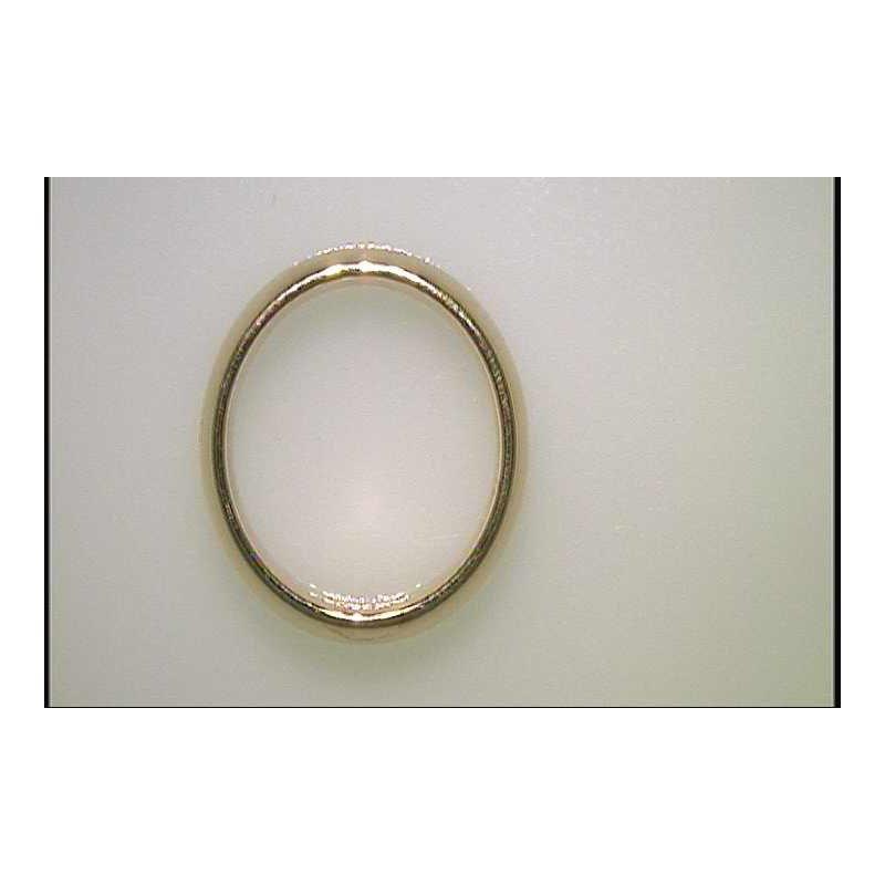 Pugh's Signature 14k Yellow Gold Wedding Ring