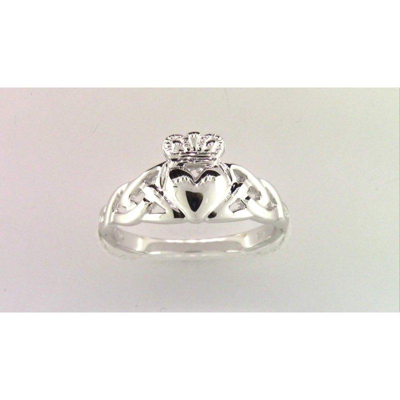 Pugh's Signature 14k White Gold Ring