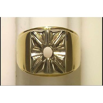 14k Yellow Gold Estate Jewelry