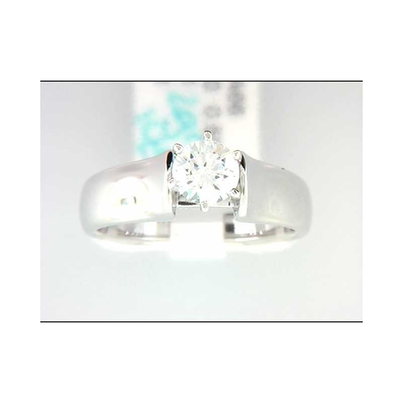 Ostbye Ladies' 14k White Gold Ring Mounting