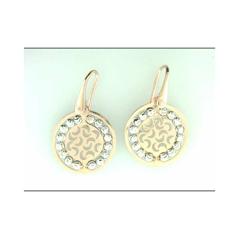 Officina Bernardi Sterling Earrings