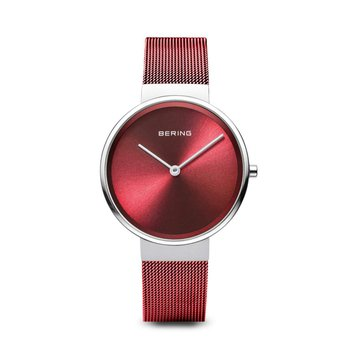 Unisex Stainless Steel Bering Watch