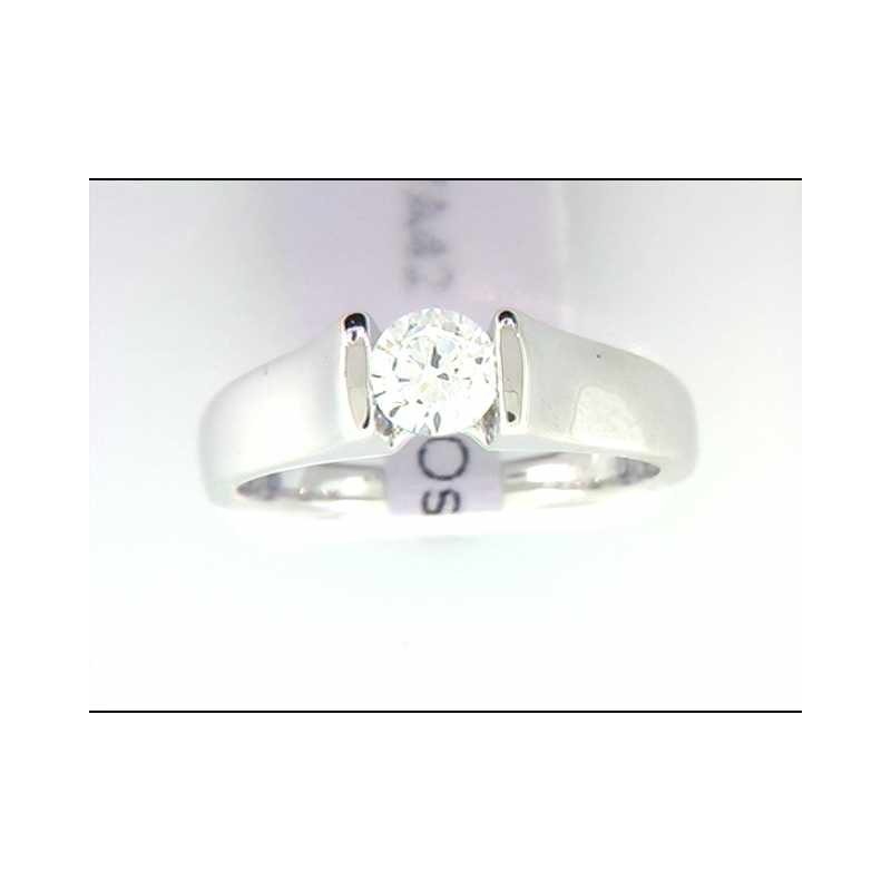 Ostbye Ladies' 14k White Gold Ring Mounting