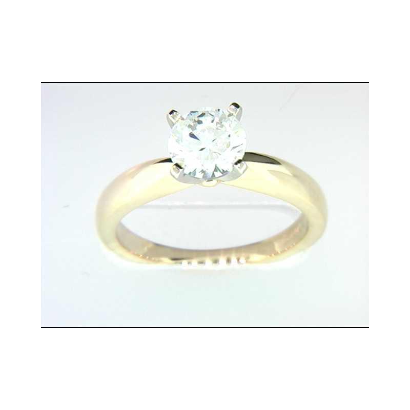 Pugh's Signature Ladies' 14k Yellow Gold Ring