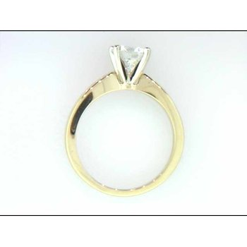 Ladies' 14k Yellow Gold Ring