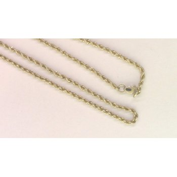 14k Yellow Gold Estate Necklace