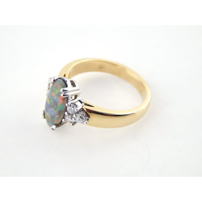WS Creations Opal Ring
