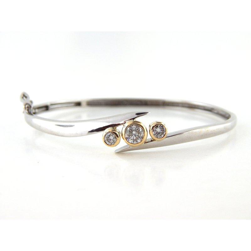 WS Creations Diamond Bangle