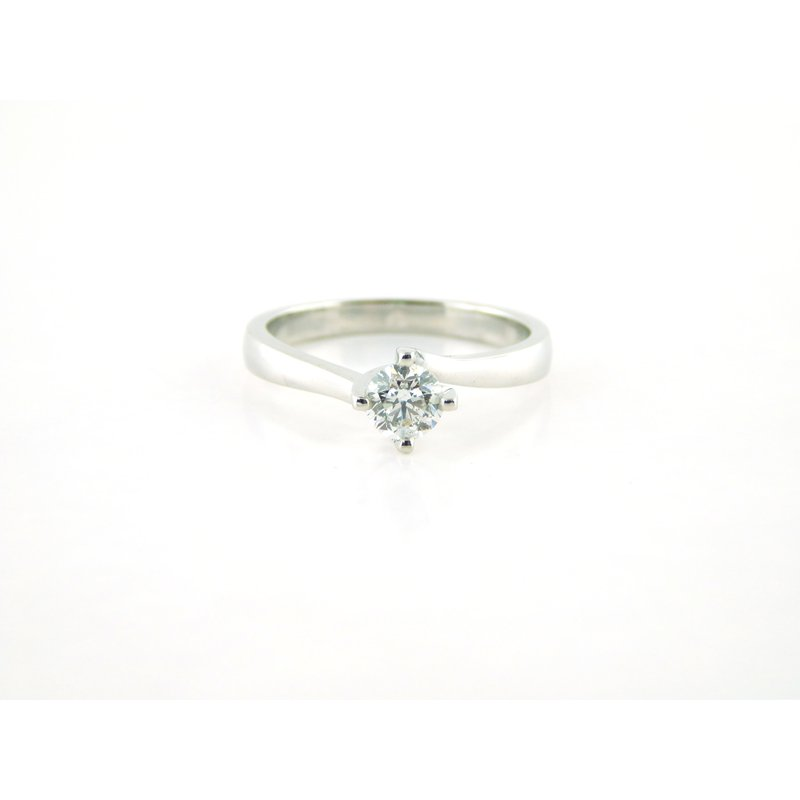 WS Creations Canadian Diamond Engagement Ring