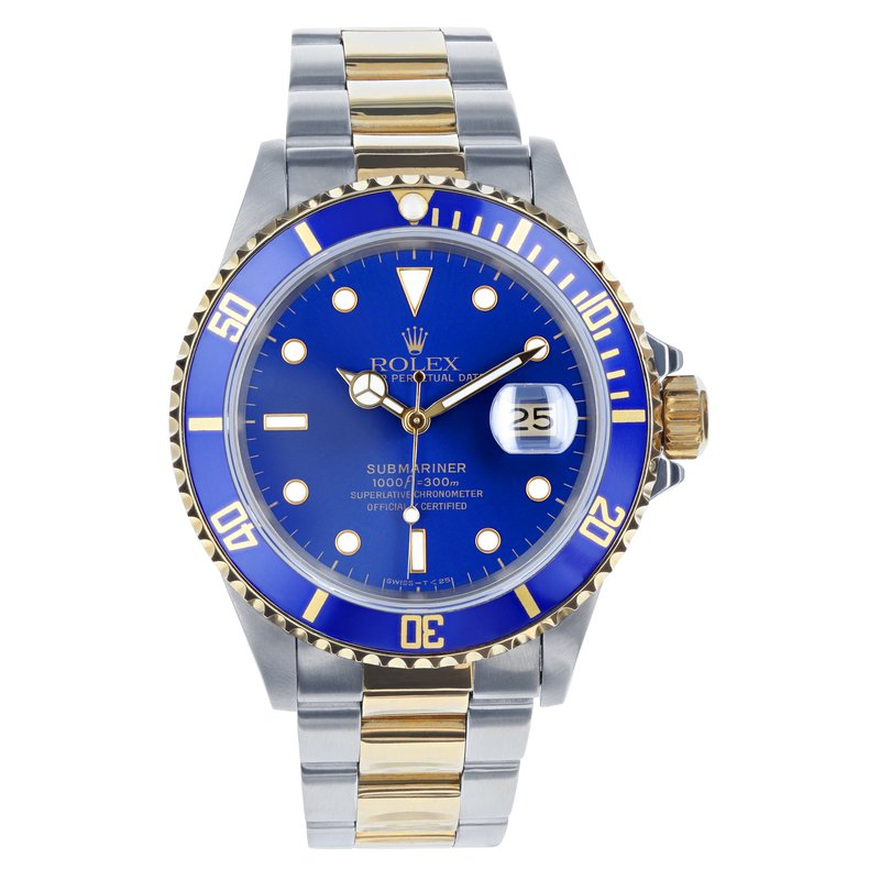 Pre-Owned Rolex Certified by Swiss Crown Oyster Perpetual Submariner