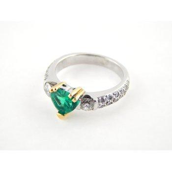 Heart Emerald
