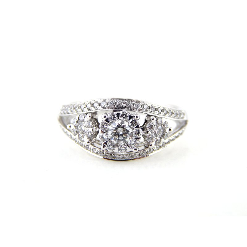 WS Creations Diamond Ring