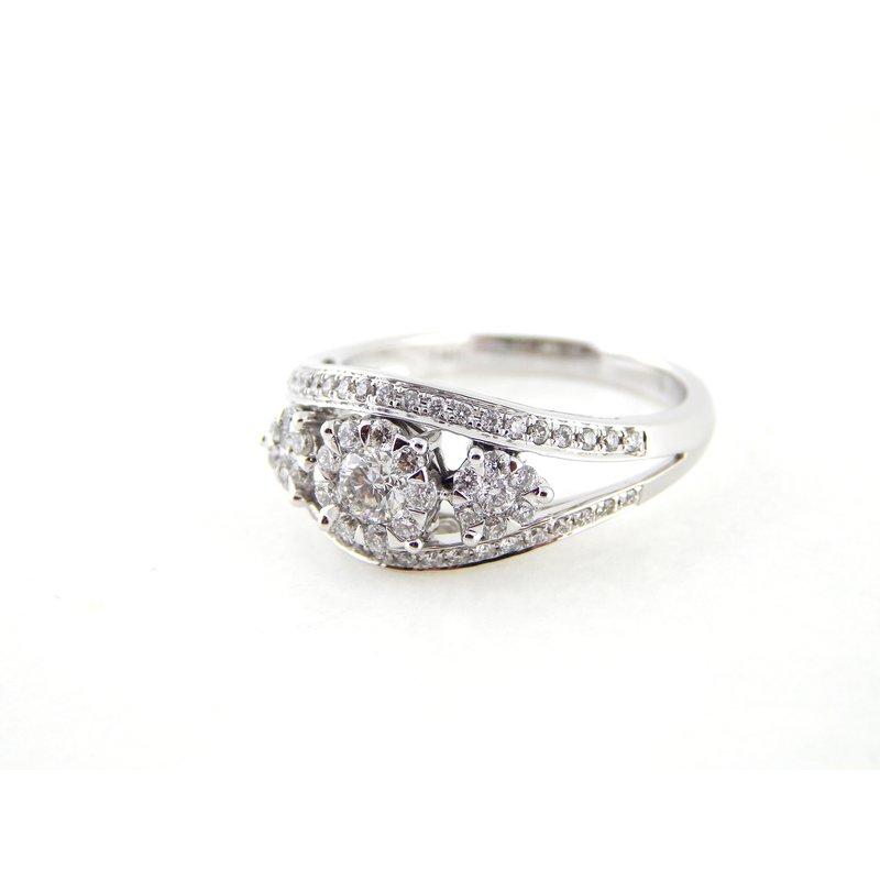 WS Creations Diamond Ring