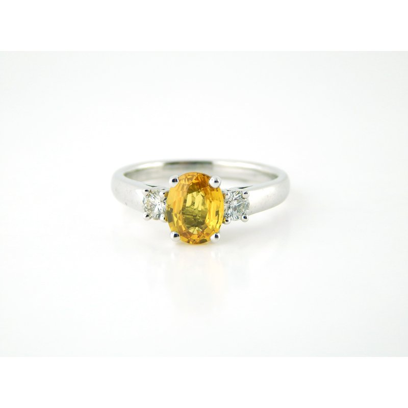 WS Creations Yellow Sapphire