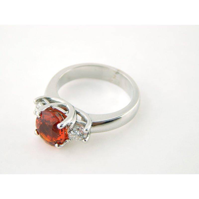 WS Creations Orange Sapphire